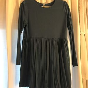 Dresses & Skirts - Long sleeve, mini fit and flare dress